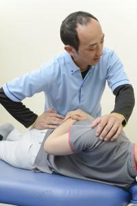 筋肉・関節の調整